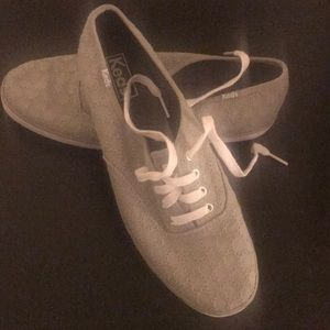 Grey Keds- Like New